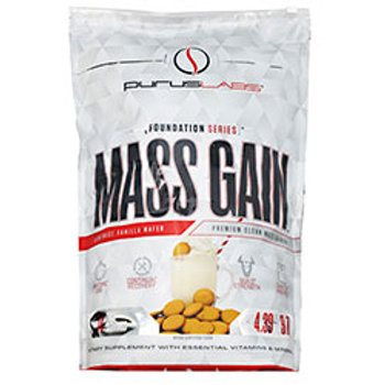 PURUS LABS FOUNDATION SERIES MASS GAIN 14 Servings (9.7 lb)