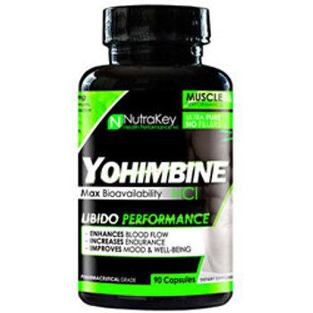 Nutrakey Yohimbine HCl