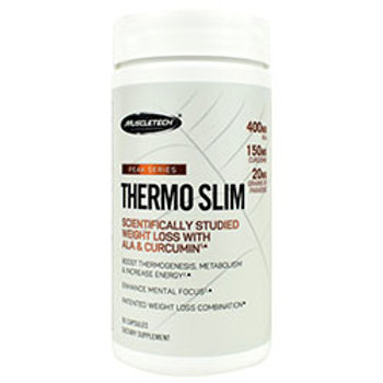 MUSCLETECH PEAK SERIES THERMO SLIM 90 Capsules