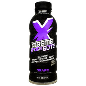 Nutrition Research Group Xtreme Shock Elite 12 (16 fl oz) Bottles