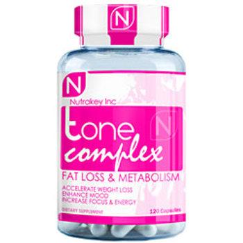 NUTRAKEY TONE COMPLEX 120 Capsules