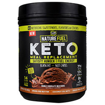 NATURE FUEL KETO MEAL REPLACEMENT 14 servings