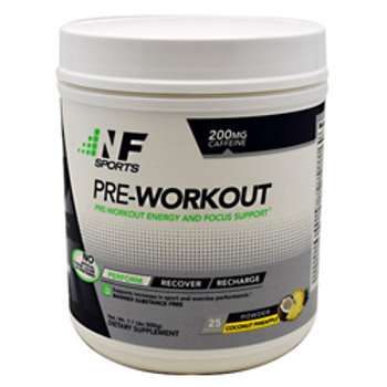 NF SPORTS PRE-WORKOUT 25 Servings