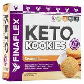 FINAFLEX (REDEFINE NUTRITION) KETO KOOKIE 24 pack