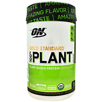 OPTIMUM NUTRITION GOLD STANDARD 100% PLANT PROTEIN 19 servings