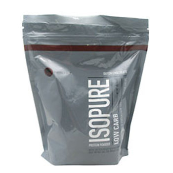 NATURE'S BEST LOW CARB ISOPURE 1lb