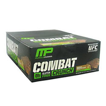 MusclePharm Hybrid Series Combat Crunch 12 Bars