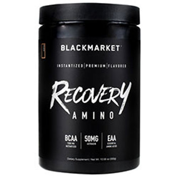 BLACK MARKET LABS RECOVERY AMINO 30 Servings (10.58 oz)