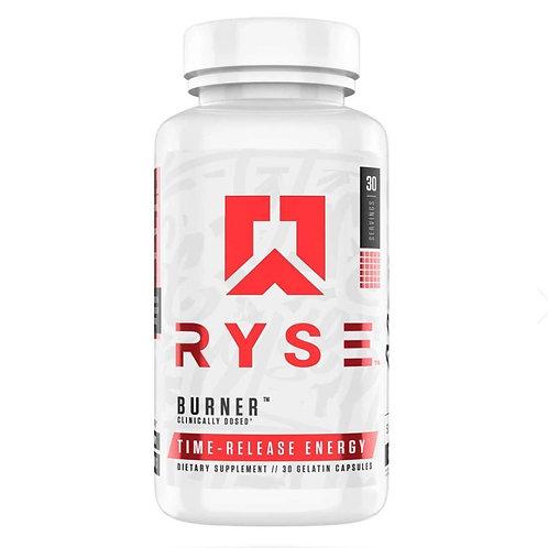 RYSE SUPPLEMENTS FAT BURNER 30 Capsules