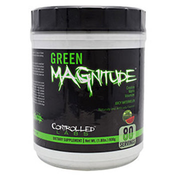 CONTROLLED LABS GREEN MAGNITUDE!