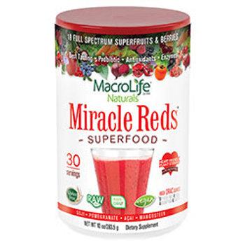 Macro Life Naturals Miracle Reds!