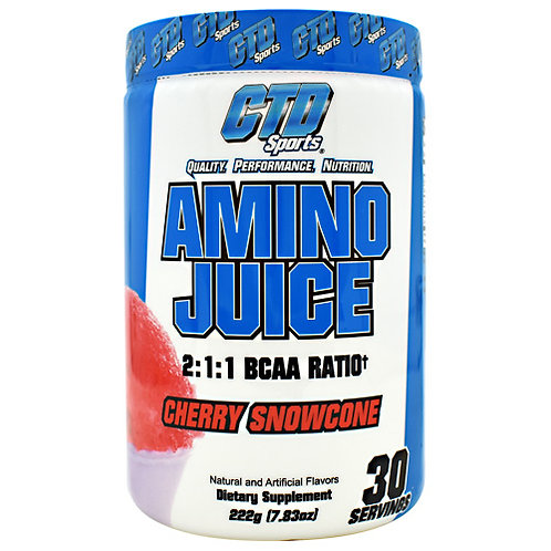 CTD LABS AMINO JUICE 30 Servings (222g)