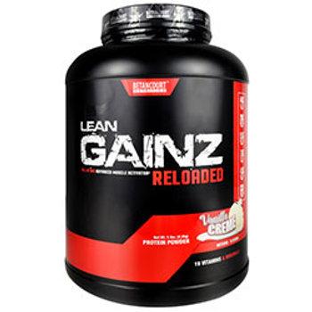 BETANCOURT NUTRITION LEAN GAINZ RELOADED 16 servings, (5 lb)