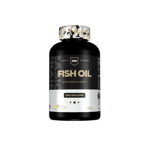 Redcon1 Basic Training Series Fish Oil