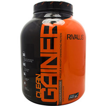 RIVALUS CLEAN GAINER 5 LBS