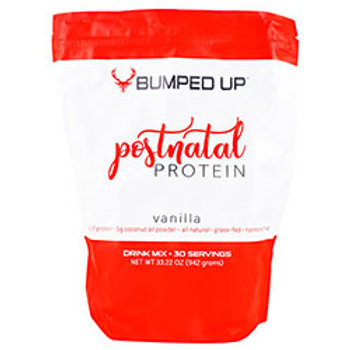 BUCKED UP BUMPED UP POSTNATAL PROTEIN