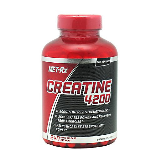 Met-Rx USA Performance Creatine 4200!