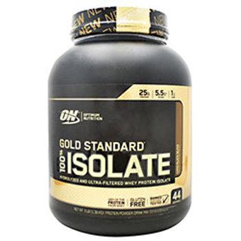 OPTIMUM NUTRITION GOLD STANDARD 100% ISOLATE