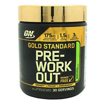 OPTIMUM NUTRITION GOLD STANDARD PRE-WORKOUT 30 Servings