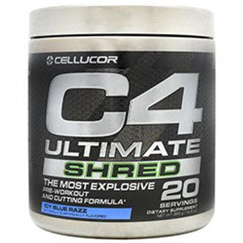 CELLUCOR C4 ULTIMATE SHRED 20 Servings (350g)
