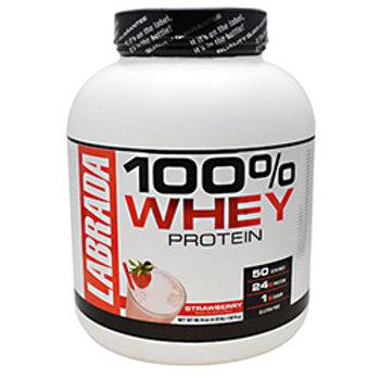 LABRADA NUTRITION 100% WHEY PROTEIN 4.13lb