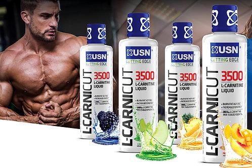 USN L-CarniCUT 3500 Liquid - 30 Servings