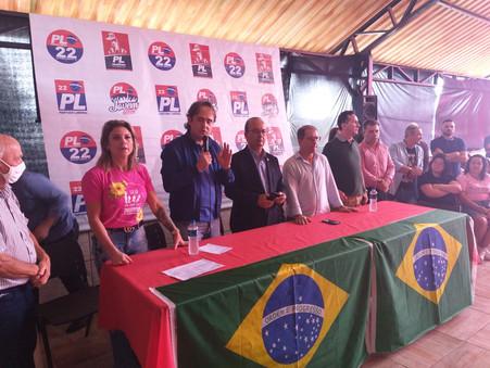 PL reúne lideranças e filiados para discutir eleição e organização partidária
