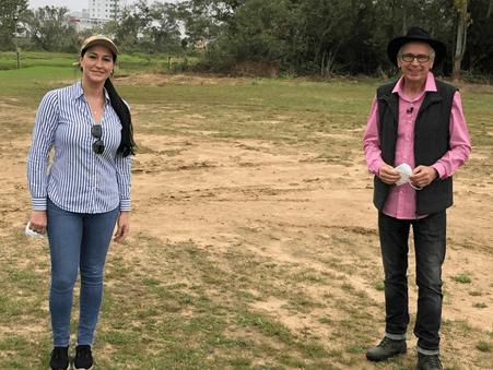 Projeto Produtor de Águas do Rio Camboriú é tema do Globo Rural