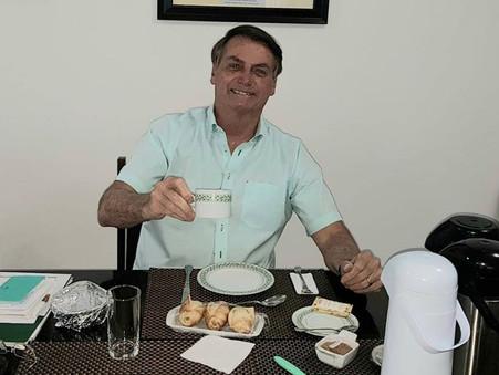 As  manobras de oposição e pressão contra Bolsonaro não frutificam com tanta ênfase assim...