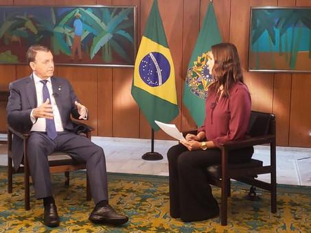 FUNDO PARTIDÁRIO: Bolsonaro afirmou em entrevista que vai vetar