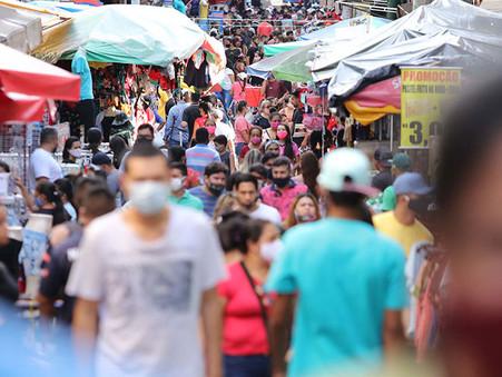 IBGE: Amfri com estimativa populacional 2021 de 747.720 pessoas