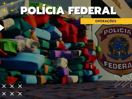 Itajaí, Camboriú, Navegantes e Penha na linha de atuação da PF na apuração de tráfico de drogas