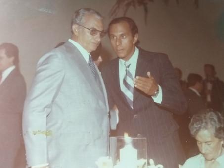 Há 40 anos, falecia um dos maiores personagens políticos e empresariais de SC: Diomício Freitas