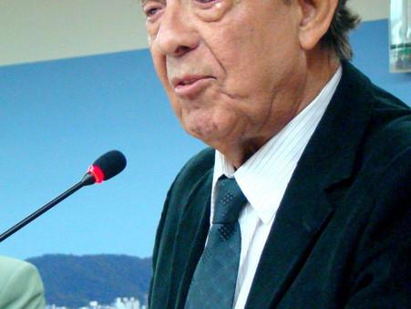Morre Jaison Barreto, um dos políticos mais importantes da história de SC