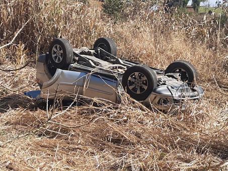 ACIDENTE: Deputado Coronel Mocellin (PSL) sofre acidente de trânsito, mas passa bem