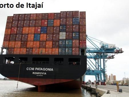 Governo Federal apresenta proposta de privatização administrativa e operacional do Porto de Itajaí