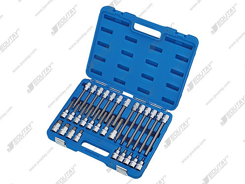 "9030 30PCS 1/2 ""DR HEX SET"