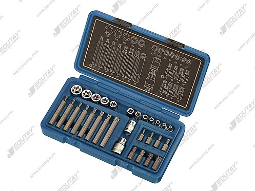 2130 30PC STAR BIT & E-SOCKET SET