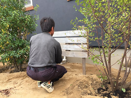 copain de garden コパンデガーデン 福島市 佐藤 職人