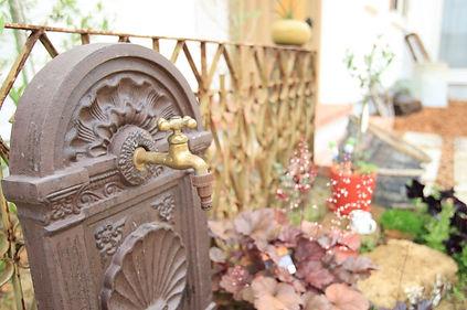 copain de garden コパンデガーデン 福島市 モルタル造形 フレンチ カントリー