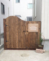 copain de garden コパンデガーデン 福島市 木製