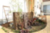 copain de garden コパンデガーデン 福島市 モルタル造形 フレンチ カントリー シャビーな雑貨はcopain-de-gardenの 得意分野です! お庭にあった素敵な雑貨もデザインします。  施主様の植えてくれた植栽たちとも 相性抜群ですよね♡ 