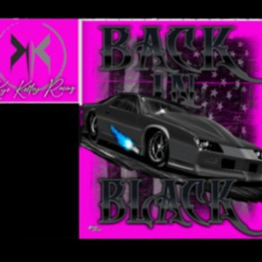 Back In Black (Pink)