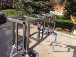 Metal Fishtank support frame
