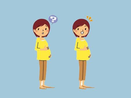 妊娠したらインフルエンザの予防接種を打とう・・・?