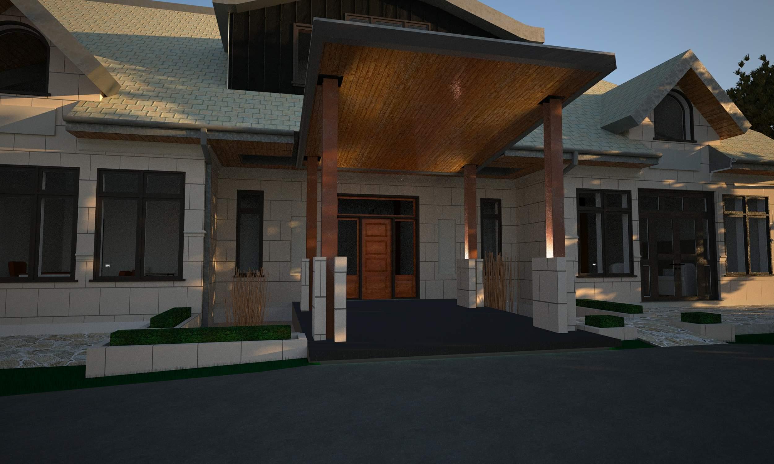 Large Residence