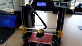 Vídeo início de impressão 3D