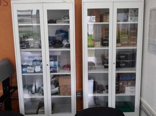 Componentes e peças, plataformas de prototipagem e equipamentos de medição, fontes e ferramentas manuais e elétricas