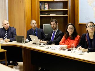 CNA discute seguro e crédito rural com governo