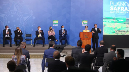 Com total de R$ 251,2 bilhões, Plano Safra 21/22 aumenta recursos para técnicas agrícolas sustentáve